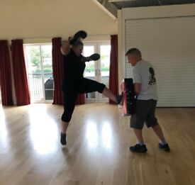 SparX Boxing for fitness : fitness, fun and friendly