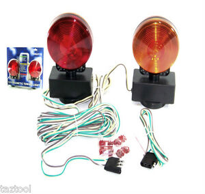 12V-3-IN-1-MAGNETIC-TOWING-TOW-LIGHT-KIT-TRAILER-TRUCK-TAIL-BREAK-SIGNAL-LIGHTS