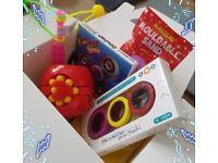 Fun fidgets NEW mini box!