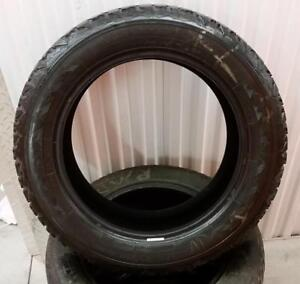 (M11) 1 Pneu Hiver - 1 Winter Tire 225-55-17 Firestone