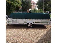 Folding Caravan Caravans For Sale Gumtree
