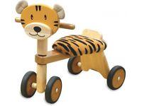 Toddler Ride-on Tiger