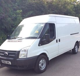 2012 Ford transit 125 T350 RWD MOT electric windows and mirrors side loading door £3995