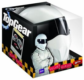 Top Gear Helmet Collection Display (New & Still in Box)