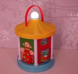 In the Night Garden Explore and Learn Musical Activity Light Up Carousel