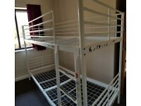 IKEA bunk bed frame (Adult single bed size)