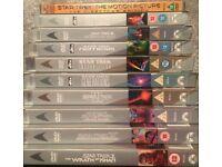 11 x Star Trek Special Addition Movies - DVD