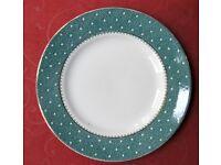 Ridgway Conway 17.5 cm Green Tea Plate