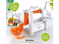 Vegetable & fruits spiralizer brand new in box never used
