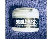 Bubble face mask brand new