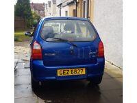 Suzuki Alto 2006 - Petrol 83000 miles. Manual £350 o.n.o