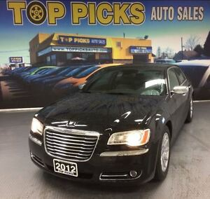 2012 Chrysler 300 300C, ONE OWNER, ONLY 22, 000 KMS!!!!