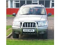 Excellent Jeep Grand Cherokee 2.7 CRD for sale