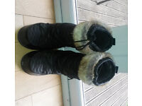 Snow Boots - Ladies/Girls - size 6 (39/41)