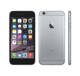 Silver IPhone 6 16GB in excellent condition locked on 3network with box