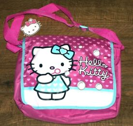 Hello Kitty Courier/Messenger bag