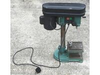 NU-TOOL Bench Pillar DRILL 230w GWO (minus Chuck)