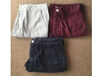 "Men's Chino style shorts (30""-34"")"