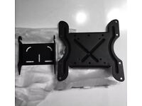 """Brand-new TV wall bracket with slim profile,fits upto 48"""", TVs,quick sale at only £25"""