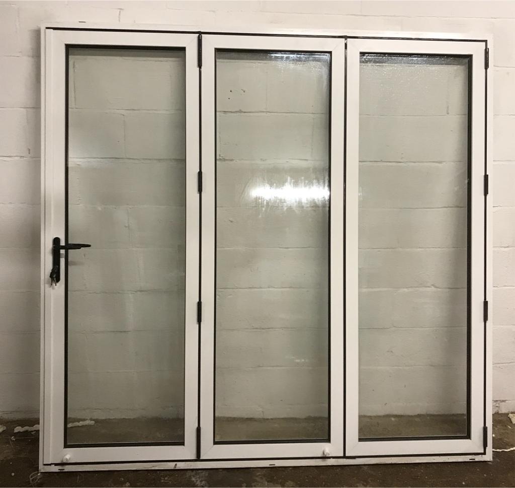 Upvc Bifold Patio Door Delivery Ref 12 In Spalding