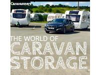 Virginia water Caravan motorhome van Car Storage Company based in Surrey £25pw