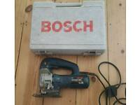 For sale is a Bosch GST-60 PBE jigsaw.