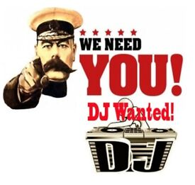 DJs WANTED FOR FREE ONLINE RADIO STATION