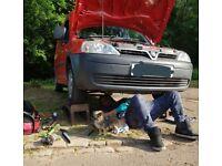 Qualified car/van mobile mechanic