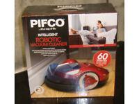 Pifco RoboticVacuum Cleaner
