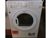 HOTPOINT 9KG CONDENCER TUMBLE DRYER IN GOOD WORKING ORDER