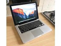 "MacBook Pro 13"" 3.1GHz Core i5   1TB SSD Hybrid   8GB   Non - Retina Mac"