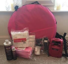 Crazy Angel Spray Tanning Kit