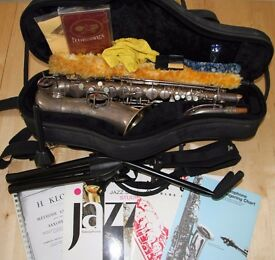 Conn 'New Wonder' (Chu Berry) 1927 alto saxophone artist model