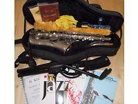 Conn 'New Wonder' (Chu Berry) 1927 alto saxophone artist model