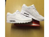 Brand New With Tags Men's Nike Airmax White 8/10 £35