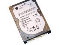 40GB IDE 2.5 Hard drive