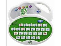 2 x educational leap frog 🐸 toys, excellent for child 👶🏽 development