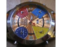 Jacob & Co 5 Time Zone 45mm Series Watch