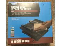 Brand new tile cutter