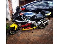 Aprilia RS 125 Full Power Rotax 122