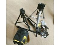 Various items of Photographic Equipment