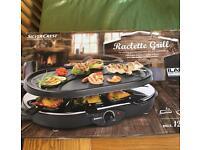 Racelette Grill (New in Box)
