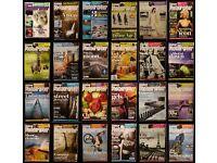 24 back issues of Amateur Photographer magazine.