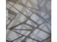 GLASS ( SHADES OF GREY /SILVER) FOR SLIDING WARDOBE UNIT