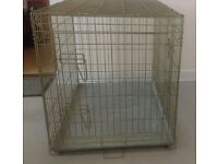 Dog crate