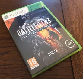 Battlefield 3 (mint) for Xbox 360