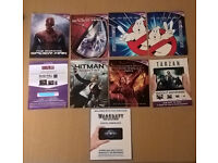 9 Ultraviolet Codes (codes only from blu ray steelbooks)