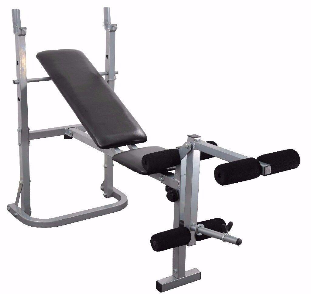 Training Bench Adjustable & Folding Weight Lifting Bench