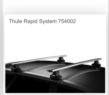 Roof Rack Thule like New