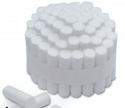 Dental Cotton Rolls 1-12 2 Medium Diameter 38 Free Shipping